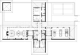 28 mid century modern house plan homes home design plans h hahnow