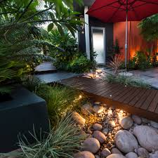 marvelous outdoor stone patio decorating ideas images in landscape