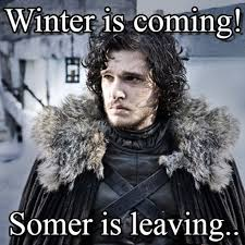 Winter Is Coming Meme - winter is coming jon snow meme on memegen