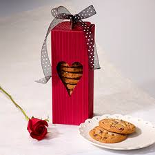 cookie gift boxes with every beat of my heart cookie gift box pacific cookie company