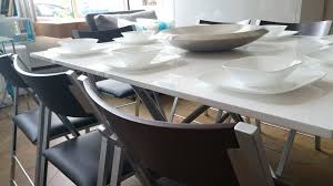 Kitchen Table Close Up Expand Modern Dining Table And Chairs Expand Furniture Folding