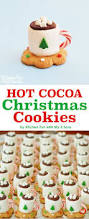 christmas treats christmas treats cocoa marshmallow cookie cups