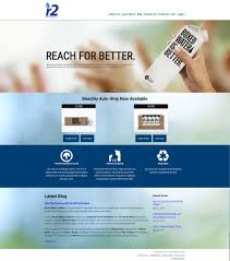 elyk innovation new website for r2 water products