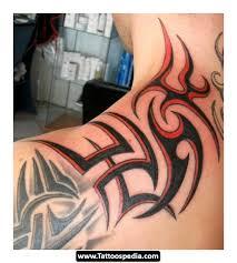 color tribal tattoos 03