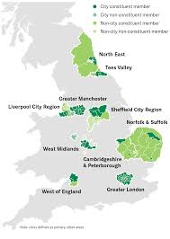 England Map Cities by Don U0027t Believe The Myth U2013 Devolution Deals Are Already About Much
