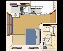 kitchen unit with sink convert single car garage into apartment