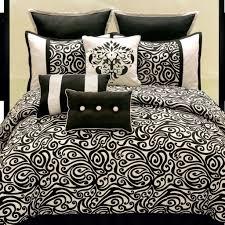 Cream And Black Comforter Stunning Black And White Paisley Bedding Design Ideas U0026 Decors