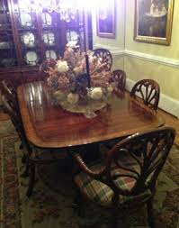 henkel harris queen anne dining table baltimore maryland henkel