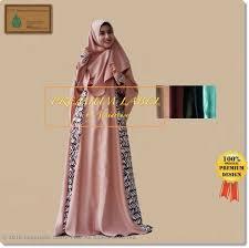 Grosir Baju Muslim supplier grosir baju muslim gamis syar i alaidrous indonesia