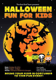 east end team host halloween fun for kids bernews bernews