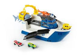 matchbox marine rescue shark ship walmart com