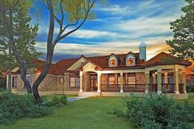 country house plan hill country house plan with options 28304hj architectural