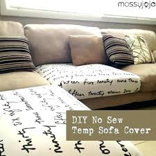 How To Make Slipcover For Sectional Sofa Cover Ideas For Sofa Furniture Cover Sectional