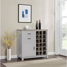better homes and gardens langley bay wine cabinet multiple colors