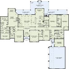 Four Bedroom House Floor Plans by Plan 60502nd 4 Bedroom Grandeur Floor Design Basements And
