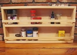 Wooden Wall Mount Spice Rack Spice Racks Large Wall Mounted Spice Rack Mounted Wall Spice