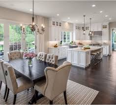 decorating ideas for open living room and kitchen open living room and kitchen designs best 25 open concept kitchen
