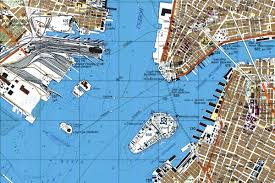 A Map Of New York City inside the secret world of russia u0027s cold war mapmakers wired