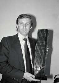 before running for president donald trump u0027s first gamble was