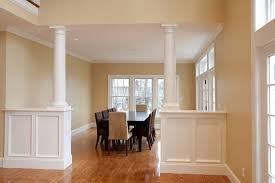 Interior Home Columns Dining Room Columns Dining Room Columns Home Interior Decorating