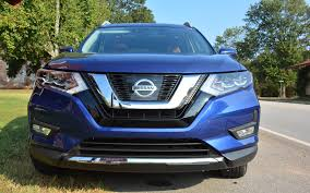 nissan murano 2017 blue 2017 nissan rogue added style to an already smooth ride the car