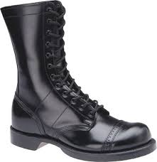 buy combat boots womens corcoran 1515 s 10 inch combat boot s black leather