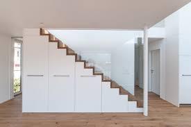 schrank unter treppe schmid küchenbau innenausbau