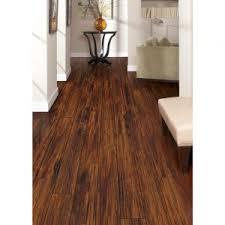 flooring trafficmaster 7 mm alameda hickory laminate flooring for