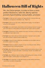 the halloween bill of rights kids want and deserve psychology today