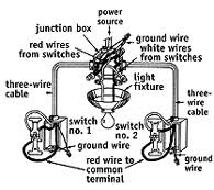 red wire in light switch box how to electric