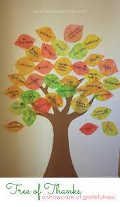 things to be thankful for this thanksgiving tree of thanks things miss g is thankful for 2013 mama papa bubba