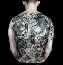 tattoo dragon full back 100 hannya mask tattoo designs for men japanese ink ideas hannya