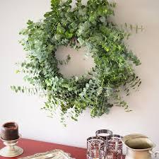 baby eucalyptus wreath fall wreath door wreaths for fall autumn