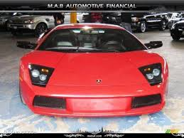 Lamborghini Murcielago Red - 2004 rosso andromeda red lamborghini murcielago coupe 32604422