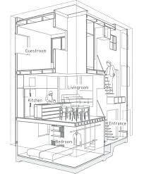 houses drawings modern house drawing full size of house drawing easy together with