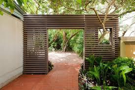 landscape architecture design ideas landscape midcentury with wood