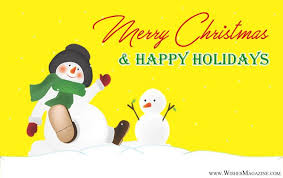 happy holidays wishes christmas holiday messages