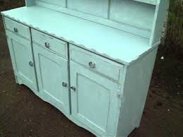 painted shabby chic dresser in farrow and ball youtube