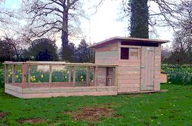 best types of poultry houses with the poultry club great britain