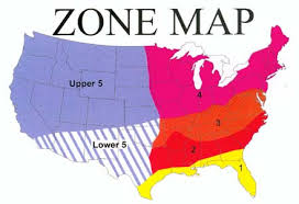 food plot seed list with planting info food plot usa planting zone map