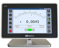 sumax m400 digital readout for gauging probes