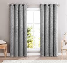 96 Inch Blackout Curtains Energy Efficient U0026 Blackout Curtains Archives Window Treatment Ideas