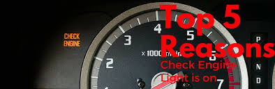 2013 ford focus check engine light top five reasons your check engine light may be on