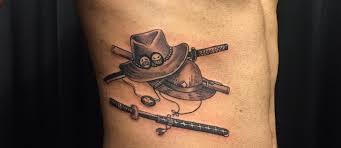 one piece tattoo picture my custom one piece tattoo onepiece