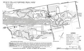 White Clay Creek State Park Map by Peace Valley Park Philly Day Hiker