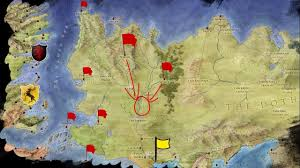 Map Of Essos Volantis The First Daughter Of Valyria Essos Youtube