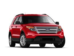 Ford Explorer Xlt 2013 - ford flex vs ford explorer
