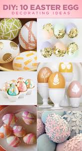 Decorate Easter Eggs Online by 10 Easter Egg Diys Ladylux Online Luxury Lifestyle Technology