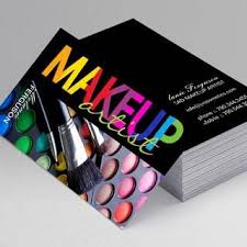 create your own makeup artist business cards all templates are industry specific and free to use