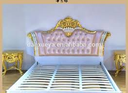Turkish Furniture Bedroom High Quality 558 Leather Bed Turkish Bedroom Bed Set Furniture